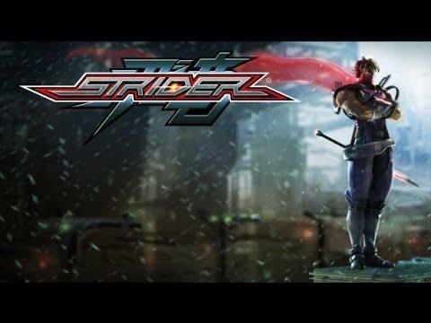 Strider : Gameplay Video