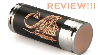 HCigar Black Copper Stingray Review & Tutorial - SBVaping