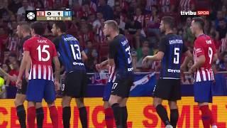 Atletico Madrid 0-1 Inter | Uluslararası Şampiyonlar Kupası