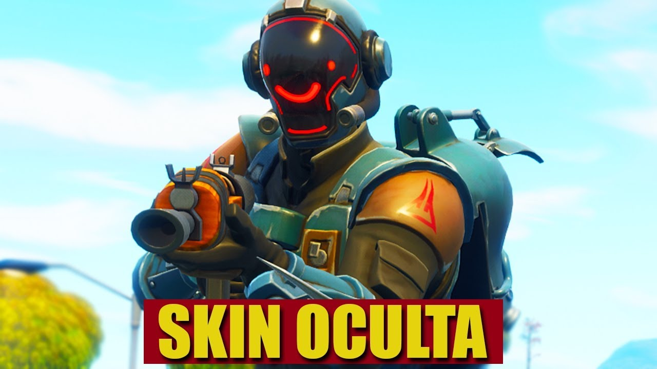 "How To Stop Rust >> VICTORIA CON LA *SKIN OCULTA* ""EL VISITANTE"" Fortnite: Battle Royale - Vicens - YouTube"