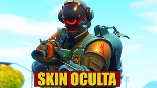"VICTORIA WITH *SKIN HIDDEN* ""THE VISITOR"" Fortnite: Battle Royale - Vicens"