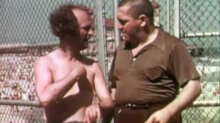 Three Stooges at Steel Pier, Atlantic City -- 1938