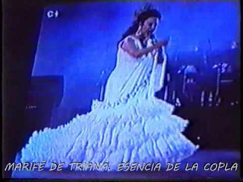 MARIFÉ DE TRIANA - VENDEDORA DE COPLAS ( EXPO' 92 ).wmv