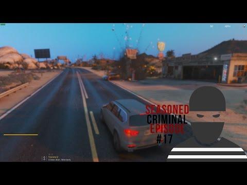 Explosive High Risk Traffic Stop! - #17 DOJ Criminal GTA V (Feat. BayAreaBuggs & Jeff Favignano)