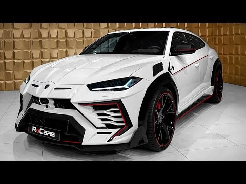 2020 Lamborghini Urus , Excellent Project from Mansory , YouTube