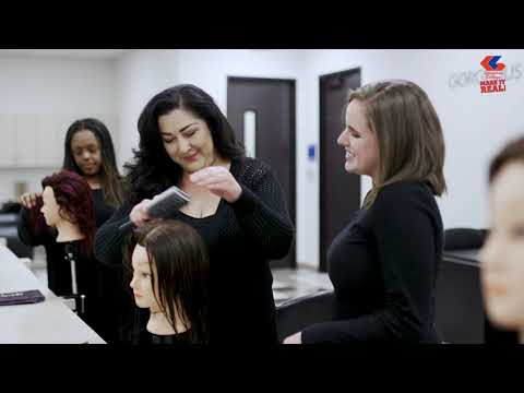 Ashley Ramirez Testimonial  Galveston College Cosmetology