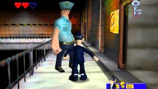 Blues Brothers 2000 (Nintendo 64) with commentary