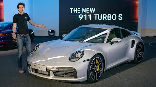 NEW Porsche 911 Turbo S (992): In-Depth First Look | Carfection