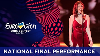 Timebelle - Apollo (Switzerland) Eurovision 2017 - National Final Performance(The group Timebelle won the Swiss national selection for the 2017 Eurovision Song Contest, taking their song Apollo to Kyiv., 2017-02-06T10:37:59.000Z)