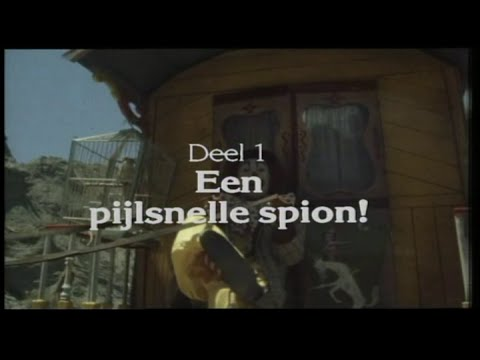 Pipo in West-Best - Aflevering 1 - Een pijlsnelle spion