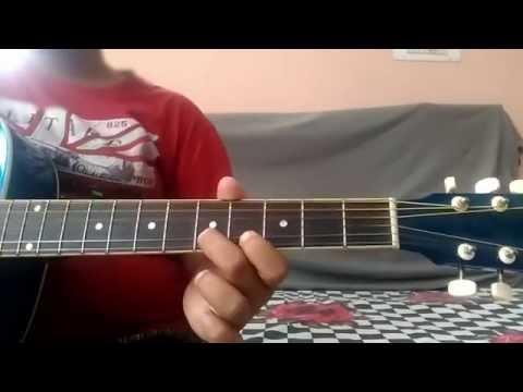 Every Night In My Dreams |Guitar Tabs| Tutorial (Picking)