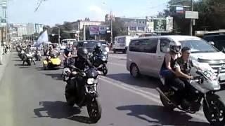 Байк-шоу Волгоград