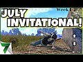 WEEK 1 JULY ONLINE INVITATIONAL TOURNAMENT!! | PUBG MOBILE