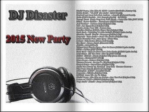 DJ Disaster Urbano - (NewParty Mix) Vol.1