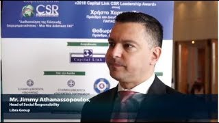 2018 8th Annual Capital Link CSR Forum - Mr. Athanassopoulos Interview