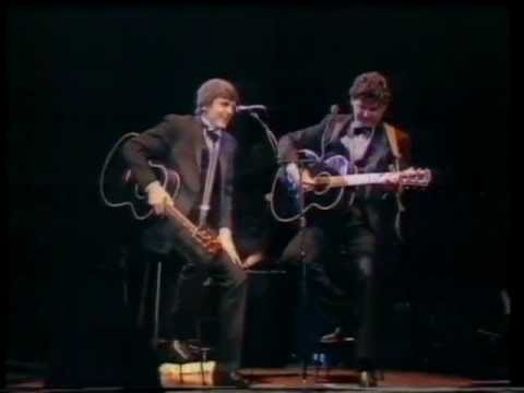 Everly Brothers : Put My Little Shoes Away /1983