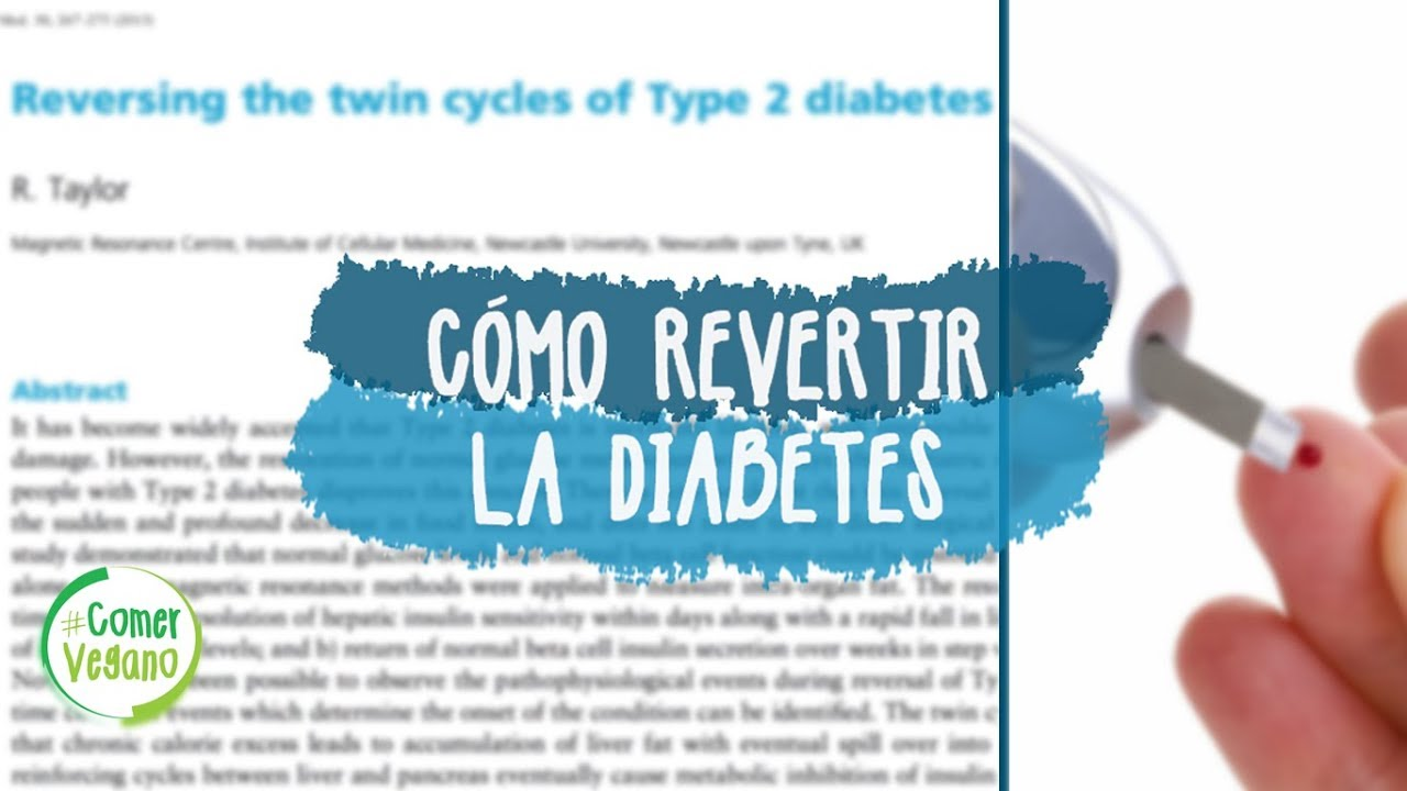 revertir la diabetes tipo 2 Mike Huckabee