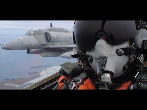 A-4R FIGHTINGHAWKS DA FUERZA AEREA ARGENTINA/PARTE 1-VÍDEO 519