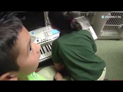 Kids compose classical music about ninjas