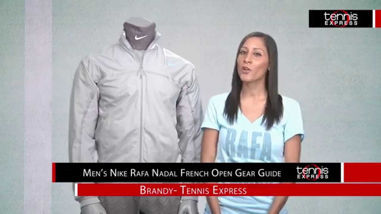 Rafa Nadal S 2014 Roland Garros Outfit Tennis Express Blog