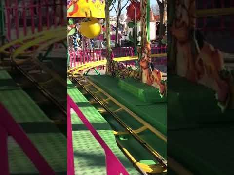 Amusement Park Equipment Roller Coasters Games Caterpillar Roller For Children