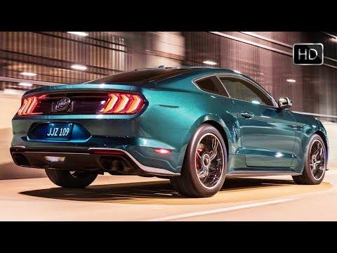 Ford Mustang Bullitt HP Design Overview & Exhaust Sound Drive HD