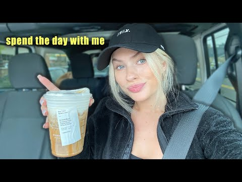 a productive day in my life! (shopping, cardio, meals)