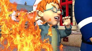 Sam il Pompiere italiano nuovi episodi 🚒Fuoco enorme 🔥Il meglio di Sam! 🔥Cartoni animati