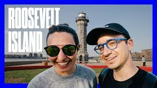 What can you do on Roosevelt Island?   NYC VLOG