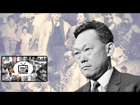 When a Wise Man Speaks: Lee Kuan Yew, Singapore's Founding Father (Sunday, Oct. 22, 1967)