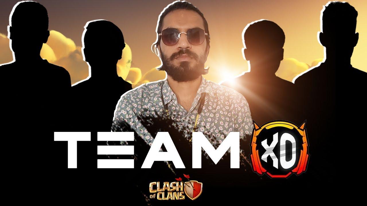 Team XO Nights   Clash Of Clans   Coc