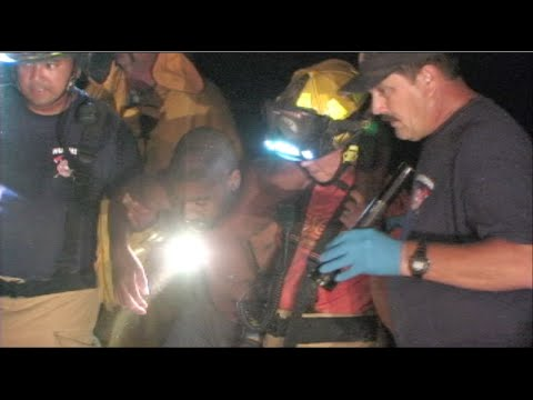 Disoriented Man Rescued From The Tuolumne River By Firefighters - News Story