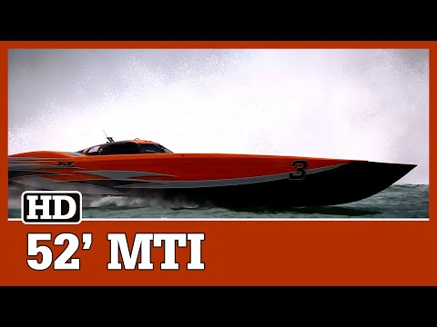 52' MTI Cats | CMS Offshore Racing at Marathon Key