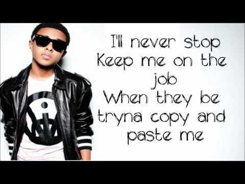 Diggy-Copy Paste(Lyrics)