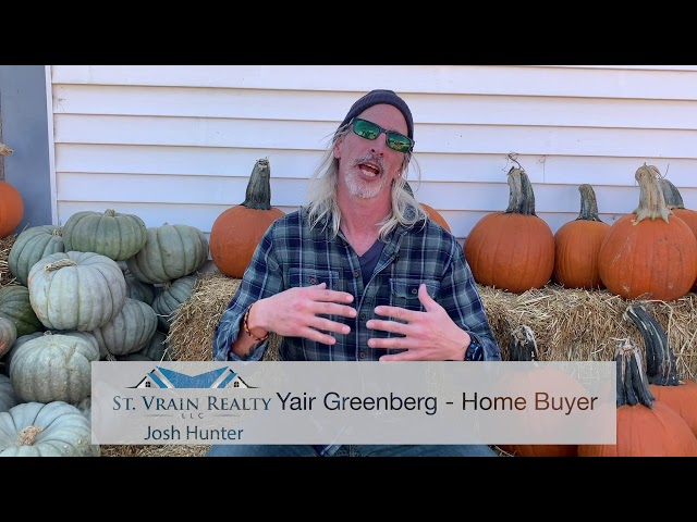 Yair gives a review of Josh Hunter from St. Vrain Realty, LLC