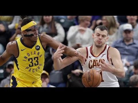 NBA - Indiana Pacers vs Cleveland Cavaliers, February 9, 2019