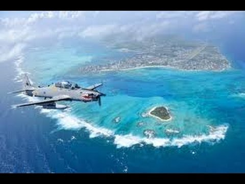 Colombia y Nicaragua se Disputan el Archipiélago  de San Andrés [IGEO.TV]