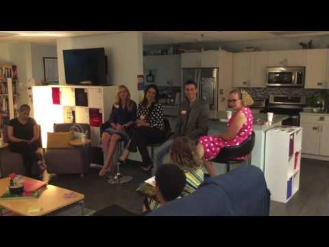 Nurturing Interpersonal Relationships Panel - Greater Miami Holistic Chamber of Commerce, July 2016