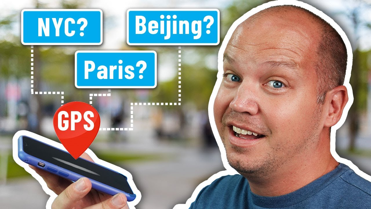 EASY Way to Fake Your GPS Location on iPhone (NO jailbreak!!)