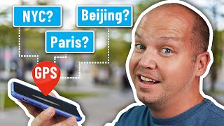 EASY Way to Fake Your GPS Location on iPhone (NO jailbreak!!) screenshot 5