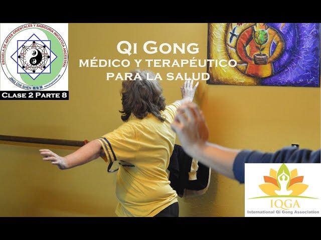 Clase 2 parte 8   Relación entre Qi Gong y Tai Chi Chuan - Similitudes y diferencias - Competir o no