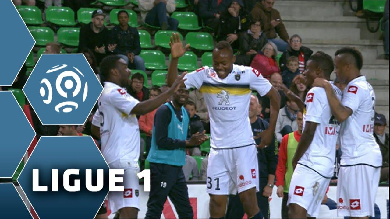 But Emmanuel MAYUKA 77 Stade Rennais FC FC Sochaux