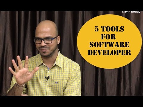 5 Tools for Every Software Developer