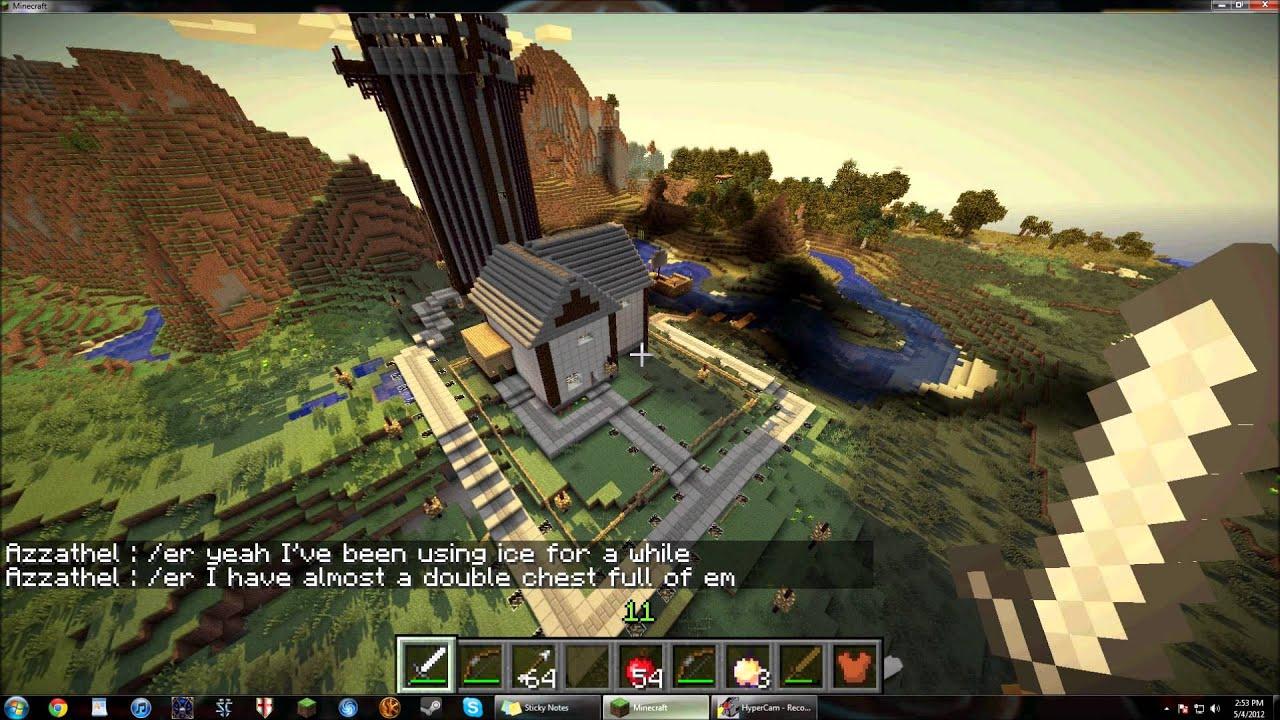 mod lighting - minecraft light mod youtube