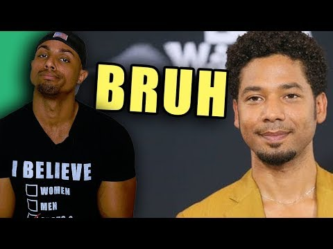 Jussie Smollett ALLEGED attack is INTERESTING