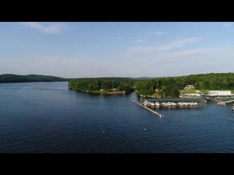 Watts Bar Lake Aerial Videography 5/2017