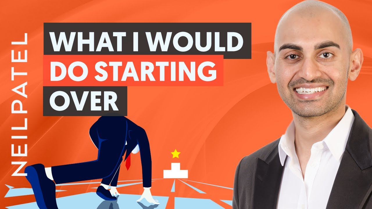 Here's What I Would Do If I had To Start Over and Rebuild My Business (It's NOT What You Think)