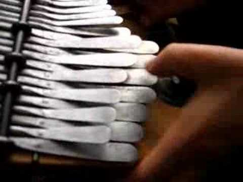 mbira composition 2