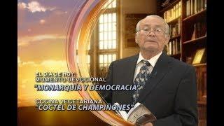 MONARQUÍA Y DEMOCRACIA