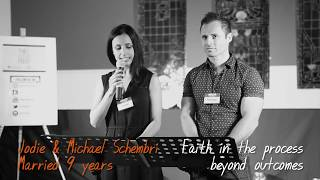 The FaithFeed: Jodie & Michael - Faith in the Process Beyond Outcomes